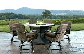 fire pit dining table. Fire Pit Table With Chairs And Set . Dining