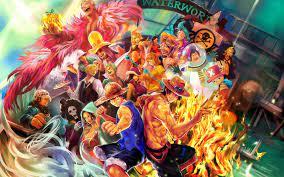 One Piece Wallpaper 2015 on WallpaperSafari