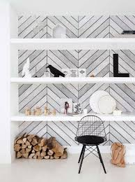 chevron grey white wood accent mural wall art wallpaper peel and stick on white wood cutout wall art with chevron grey white wood accent mural wall art wallpaper peel and