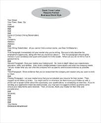 Resume Cover Letter Format Magnificent Tips To Make Good Electronic Cover Letter Format