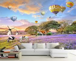 hot air balloon room decor