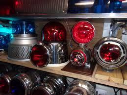 Roto Rays Warning Lights Inc Yankee 264 Federal 174 C Akr O Lite Ff Hicks Collection