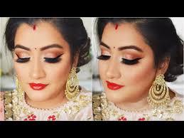 indian party makeup tutorial saubhaya