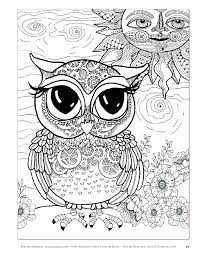 Printable Owl Coloring Pages Image Gallery Of Nice Ideas Coloring