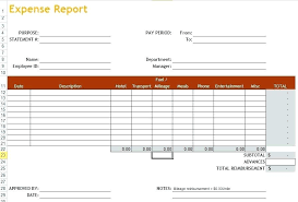 Expense Report Forms Free Expense Free Expense Report Form Template Houriya Media