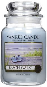 Yankee Candle Country Kitchen Amazoncom Yankee Candle Company Beach Walk Large Jar Candle