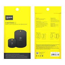<b>Набор пластин для магнитных</b> держателей DRM-CP1-01