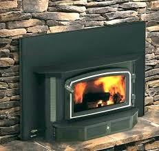 insert wood burning fireplace inserts reviews stove electric duraflame classic inser