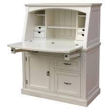 white wood office furniture. coastal secretary desk white wood office furniture e