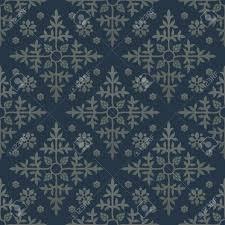Bloemen Blauw Naadloos Patroon Decoratie Voor Behang Stoffen Tegels En Mozaïeken Perfect Voor Groeten Uitnodigingen En Aankondigingen Bloemen