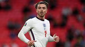 Jack Grealish from Aston Villa ...