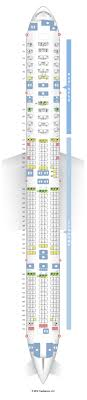 Best 50 777 300er Seat Map One Piece Image