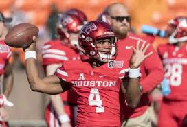Houston Cougars Depth Chart Uh Two Deep Sizing Up Cougars Offensive Depth Chart
