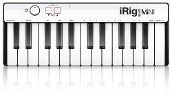 <b>MIDI</b>-<b>клавиатуры IK MULTIMEDIA iRig</b> Keys Mini