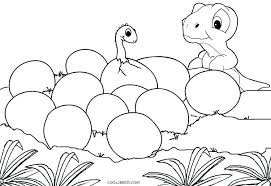 Baby Dinosaur Coloring Page Baby Dinosaur Coloring Pages Baby