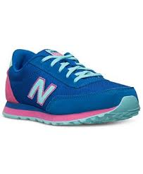 new balance girls. new balance girls\u0027 501 casual sneakers from finish line girls s