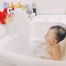 baby bath toys bubble crabs funny bath bubble maker pool swimming bathtub soap machine bathroom toys for children kids
