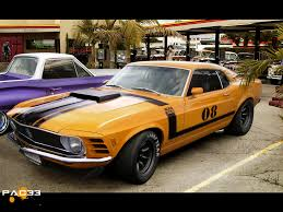 Ford Mustang Boss 302 1970 by pacee on DeviantArt