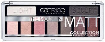 Купить <b>тени для век</b> CATRICE The <b>Modern</b> Matt Collection ...
