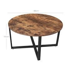 metal frame coffee table coffee table