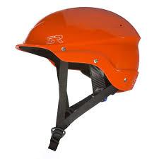Shred Ready Standard Halfcut 2015 Wakeboard Helmet Orange