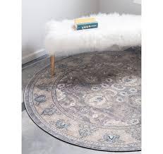 6 x 6 vienna round rug