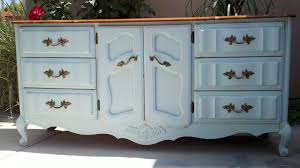 blue shabby chic furniture. furniture shops vintage stores or chance upon collectorsu0027 garage sales you can create your own shabby chic with this easy diy project blue