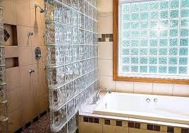 glass block ideas lighted glass block decorations awesome amazing bathroom glass bricks ideas best inspiration home glass block ideas