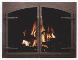arched glass fireplace doors. The Arched Glass Fireplace Doors N