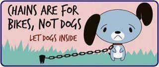 Oι αλυσίδες και οι σκύλοι...