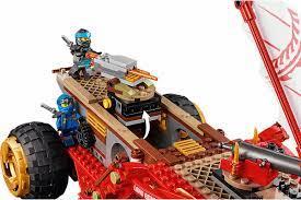LEGO Le Q.G des ninjas (70677) - Galaxus