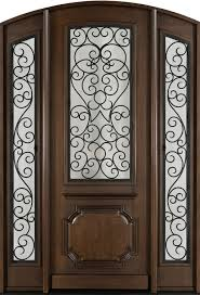 Heritage Wood Entry Doors From Doors For Builders Inc Solid - Custom wood exterior doors