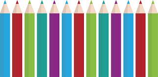 Crayon Colored Pencil Bar Chart Color Pencil Decorative