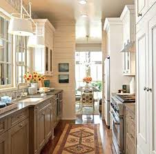 Lighting for galley kitchen Shelves Lighting For Galley Kitchen Steps Of Successful Designing Galley Style Kitchens Layouts Lighting Galley Kitchen Infomagazininfo Lighting For Galley Kitchen Infomagazininfo