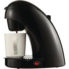 Find great deals on ebay for one cup coffee filter. Brentwood Appliances 1 Cup Black Single Serve Coffee Maker With Removable Filter Ts 112b The Home Depot