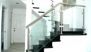stair railing design photos amazing for staircase stairs glass railings stainless contemporary ideas desi