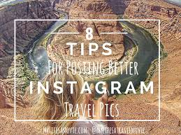 8 Tips For Posting Better Instagram Travel Pics Huffpost Life