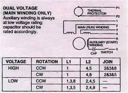 dual voltage motor wiring single phase dual image wiring diagram single phase electric motor wiring diagram on dual voltage motor wiring single phase