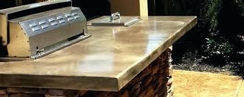 refinish concrete countertops refinish concrete resurfacing