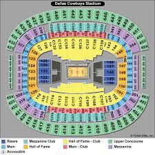 43 Problem Solving Cowboys Stadium Ncaa Basketball Seating Chart