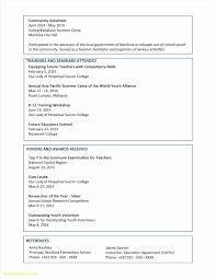 21 Awesome Resume Format For Word Bizmancan Com
