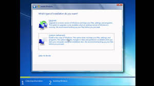 Downgrade Windows 8 To Windows 7 Youtube