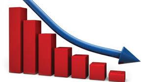 Risultati immagini per downward graphs
