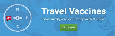 Walgreens Gilbert Az Travel Health Services Walgreens