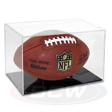 Football Stands Display Amazon Grandstand Full Size Football Cube Display Holder 60