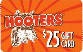 hooters gift card balance photo 1