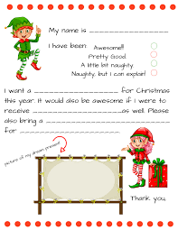 Free Printable Letter From Santa Template Word Examples Letter