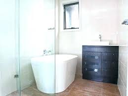 small freestanding tub freestanding tub in small bathroom free standing shower combo inside prepare small freestanding bathtub dimensions