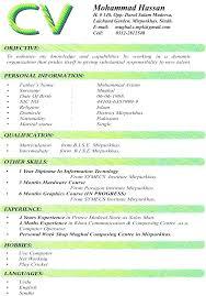 download free sample resumes cv or resume format sample resume format cv resume format pdf