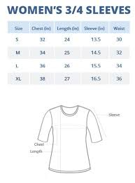 Sizing Chart Wear Your Opinion Wyo In